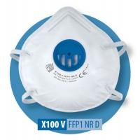 Półmaska filtrująca X 100 V FFP1 R D / X 100 V FFP1 NR D