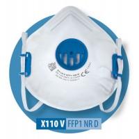 Półmaska filtrująca X 110 V FFP1 R D / X 110 V FFP1 NR D