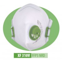 Półmaska filtrująca XF 310 V FFP3 NR D