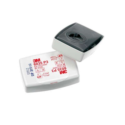 Filtr przeciwpyłowy 6035 P3 R