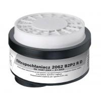 Filtropochłaniacz 2062 B2P2 R D