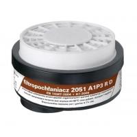 Filtropochłaniacz 2051 A1P3 R D