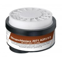 Filtropochłaniacz 2071 A2P3 R D