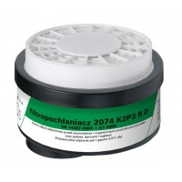 Filtropochłaniacz 2074 K2P3 R D