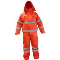 Ubranie ostrzegawcze pomarańczowe BURAN