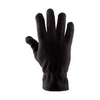 Rękawice ochronne ocieplane ALASKA CZARNE MĘSKIE