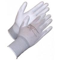 Rękawice antystatyczne ANTISTAT PU80