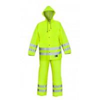 Ubranie ostrzegawcze wodoochronne model 1101/1011 Pros