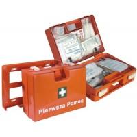 Przemysłowa apteczka TOP 10 PLUS 13164 w walizce z tworzywa ABS