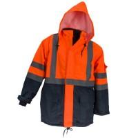 kurtka ostrzegawcza HSV pomarańcz