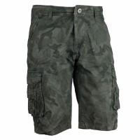 Krótkie spodnie URG-ZQ230 CAMO GREY