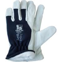 Rękawice ocieplane ochronne wzmacniane skórą RS COMFO TEC WINTER