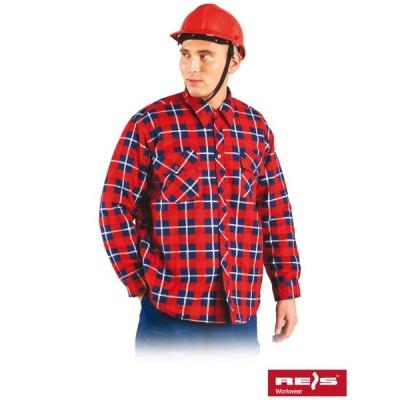 Koszula flanelowa ocieplana KFWIN