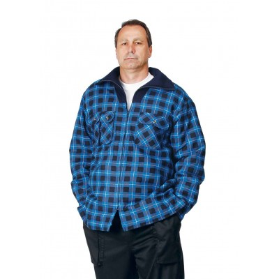 Koszula flanelowa ocieplana BORONIA